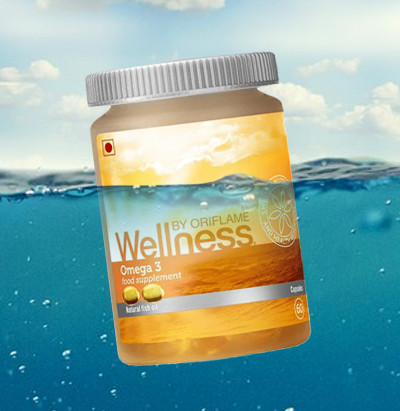 Kwasy Omega 3 Wellness by Oriflame