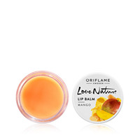 Love Nature balsam do ust - mango z katalogu oriflame