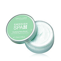 Swedish Spa scrub do twarzy z katalogu oriflame