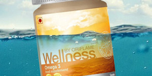 Omega 3 Wellness by Oriflame